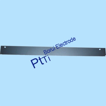 Ruthenium Oxide Coated Titanium Anodes Strip